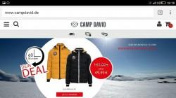 Camp David сделка только на 60 часов.